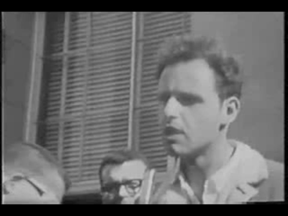 Mario Savio, Sproul Hall steps, December 2, 1964