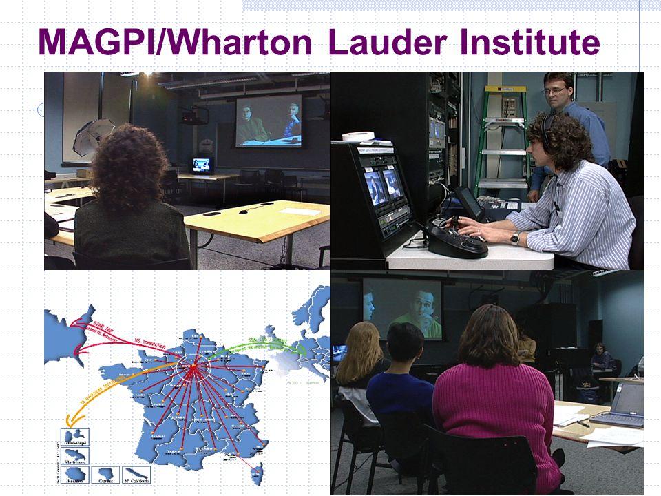 MAGPI/Wharton Lauder Institute