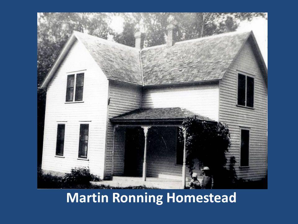 Martin Ronning Homestead