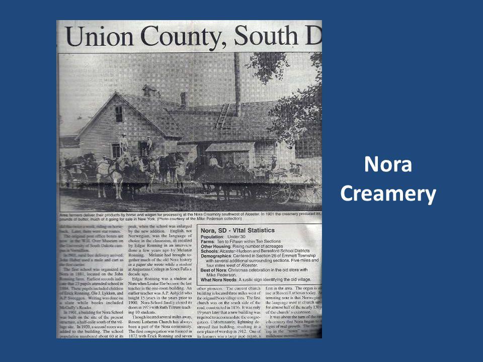 Nora Creamery