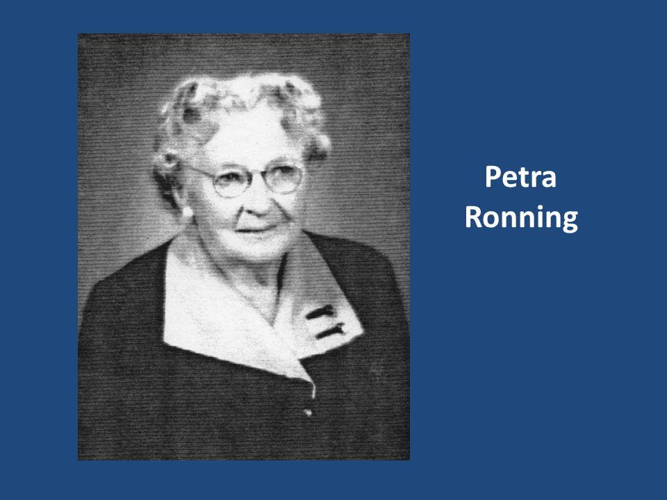 Petra Ronning
