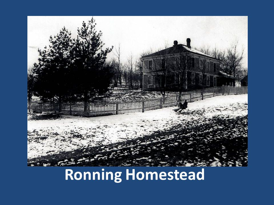 Ronning Homestead