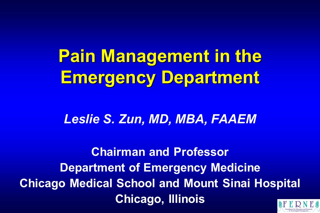 Leslie Zun, MD, FAAEM Pain Assessment Special Populations Illiterate patients Cognitively impaired Pediatric patients