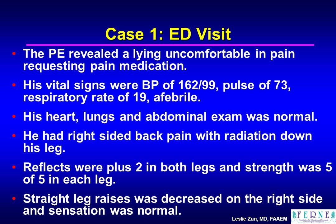 Leslie Zun, MD, FAAEM Physician Compliance Drug seeking Chronic pain syndromes Pseudo-addiction Wrong focus