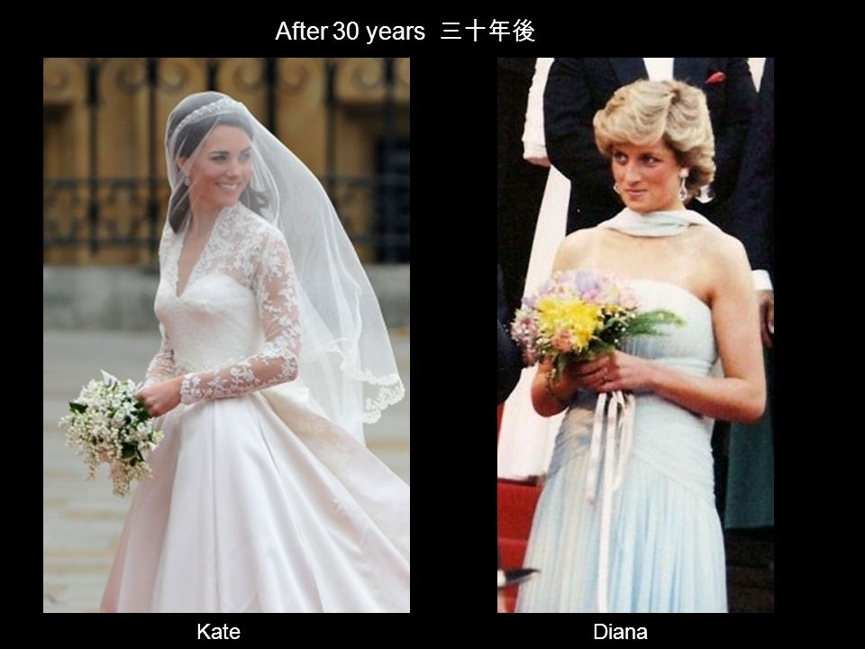 After 30 years 三十年後 Diana Kate
