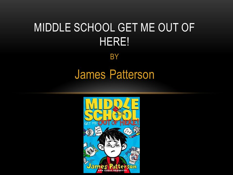 SUMMARY: Middle School Get Me Out Of Here is about a boy named Rafe.