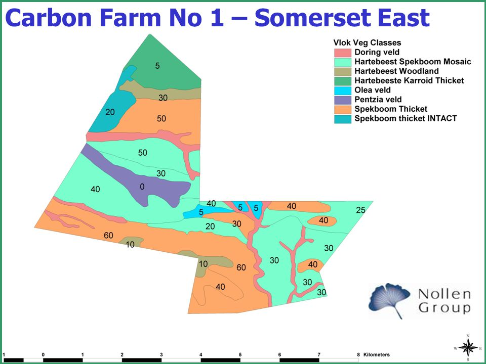 Carbon Farm No 1 – Somerset East