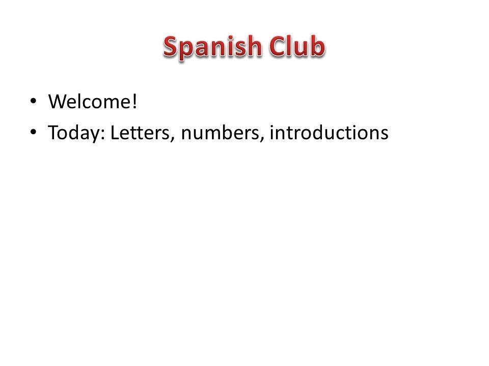 Z Letter: say-ta Sound: s English example: sorry Spanish example: zorro (fox)