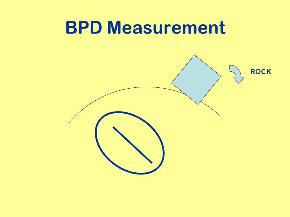 BPD Measurement ROCK