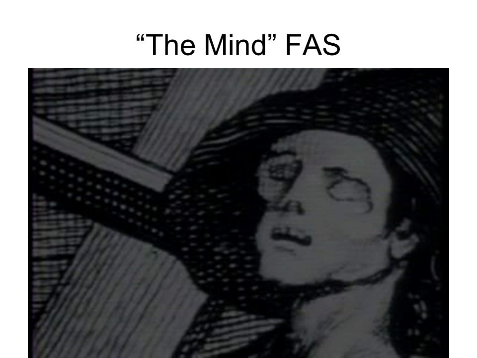 """""""The Mind"""" FAS"""