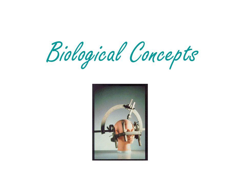 Biological Concepts