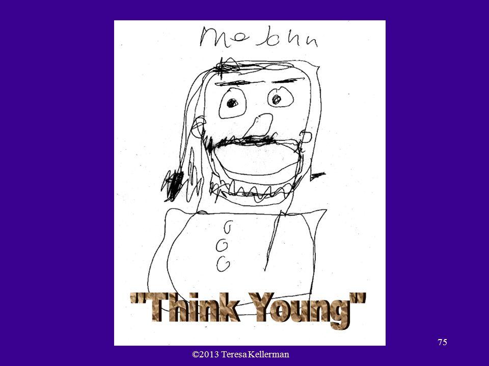 ©2013 Teresa Kellerman 75 John: Self Portrait