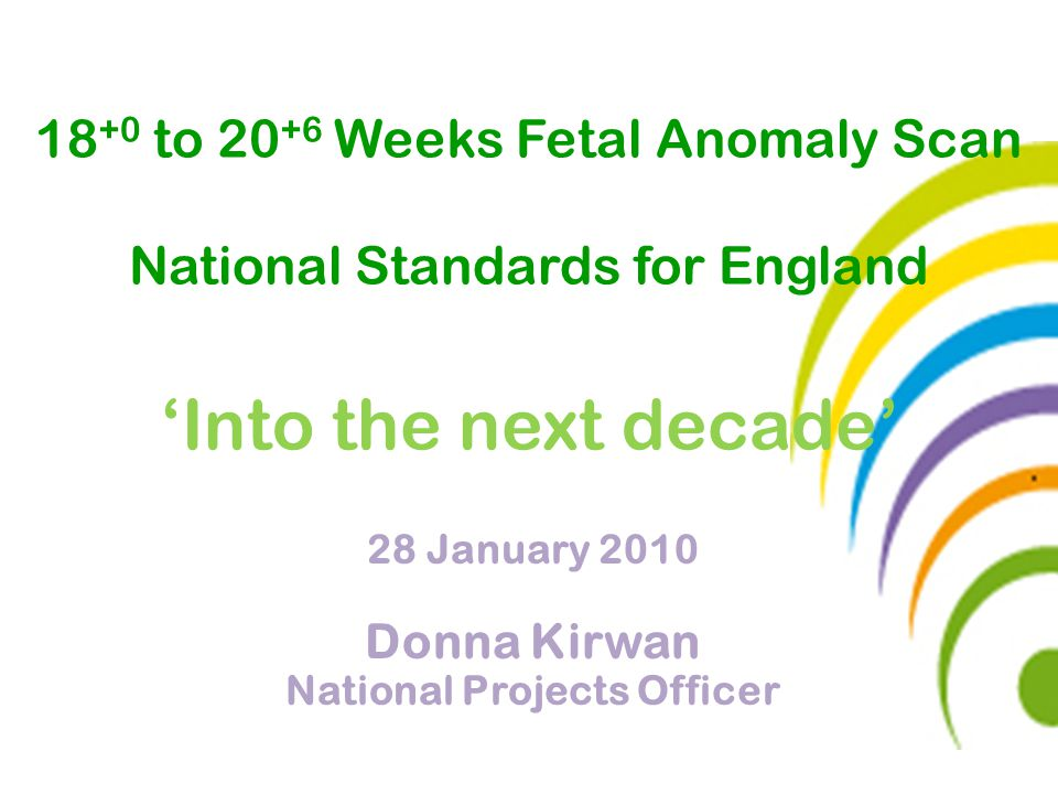The fetal anomaly scan should be discussed as an option, rather than an inevitable aspect of routine antenatal care for it to be meaningful