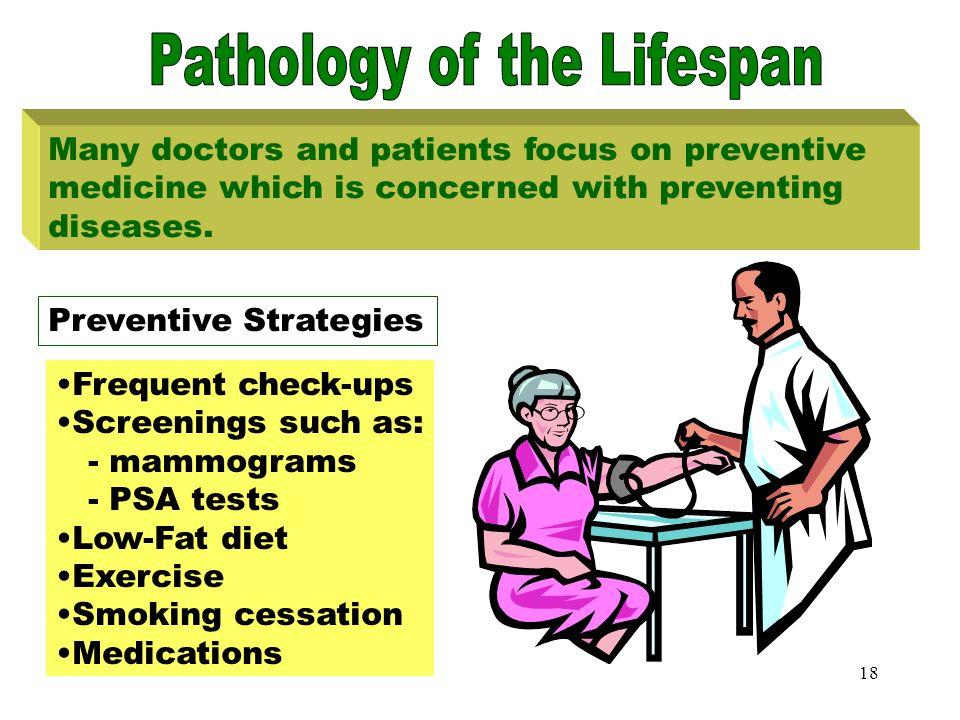 17 Middle Adulthood Diseases Heart disease Stroke Cancer Parkinson's disease Alzheimer's disease Osteoporosis Middle Adulthood Diseases Same as middle
