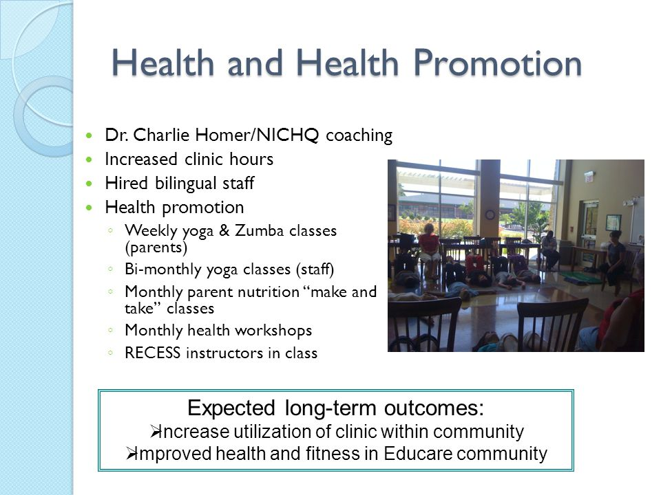 Health and Health Promotion Dr.