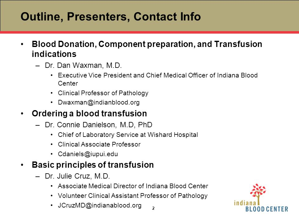Irradiated Blood Products A.Products irradiated: Whole blood, packed red cells, platelets and granulocyte concentrates