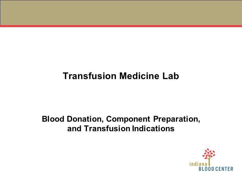 Case Presentation MS2 Pathology Lab Blood Bank Lab 10/21 & 10/22 Ted Kieffer PGY3