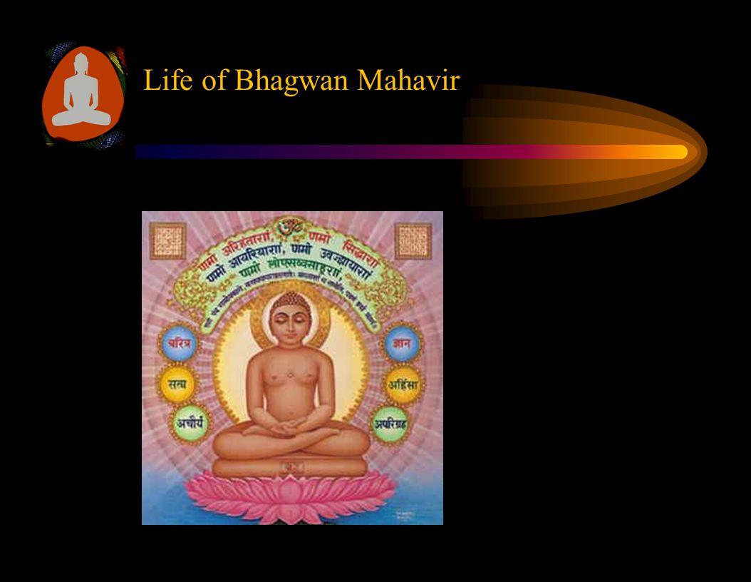 Life of Bhagwan Mahavir