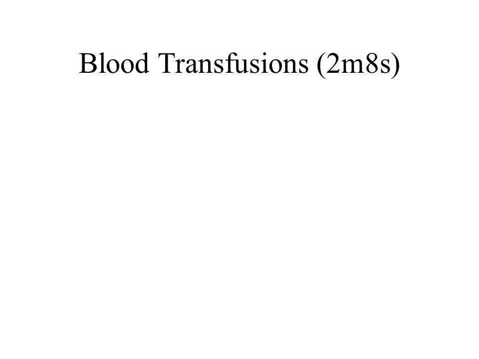 25 Rh Factor: Antigen D or Rh Antigens Anti-Rh: Rh+:agglutination Rh-: no agglutination