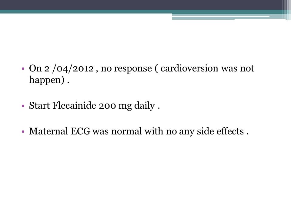Over 96 hours, cardioversion noted with heart rate was 160 bpm, with no evidence of heart block.