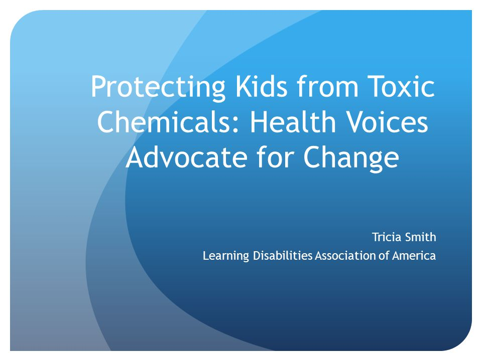 CSIA Fails to Protect Kids from Toxic Chemicals.