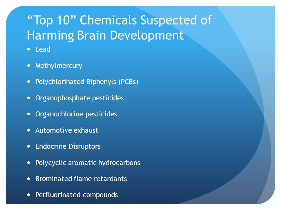 Toxic Chemicals Interacting with Genetics Autism Research: Genetic and Environmental Factors (EARLI Study, SEED Study, Symposium on Environmental Epigenetics and Autism) Evidence from California study of twins and autism: 38% genetic risk factors; 58% environmental risk factors in development of autism in twins From alternative to mainstream thin king and research