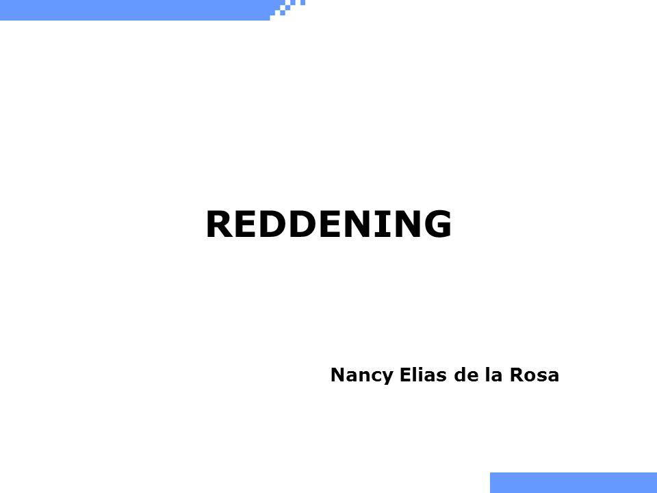 REDDENING Nancy Elias de la Rosa