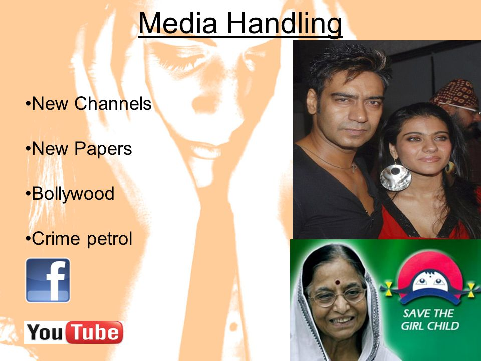 Media Handling New Channels New Papers Bollywood Crime petrol