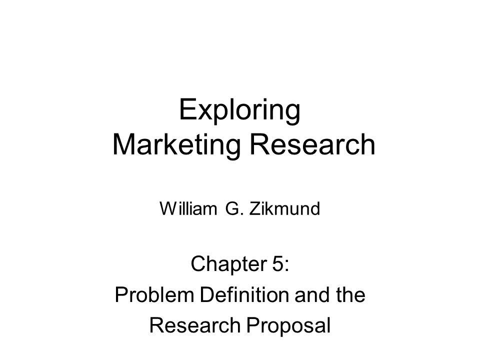 Statement of marketing problem Exploratory research (optional) Statement of marketing problem Broad research objectives Specific Objective 1 Specific Objective 2 Specific Objective 3 Research Design Results