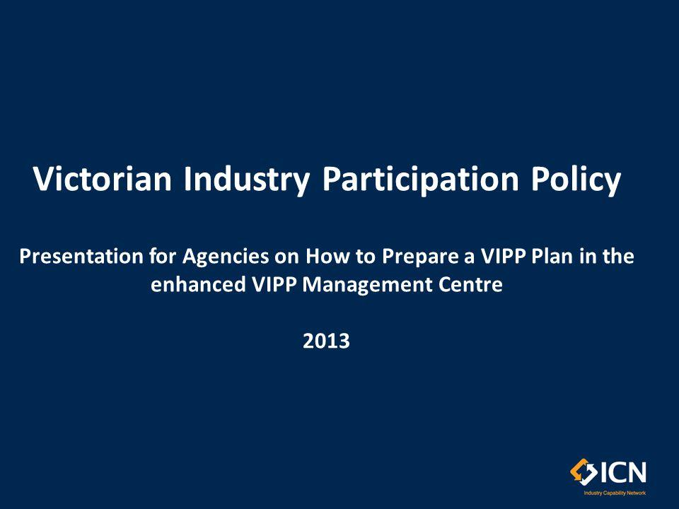 Agencies register tender on the VMC
