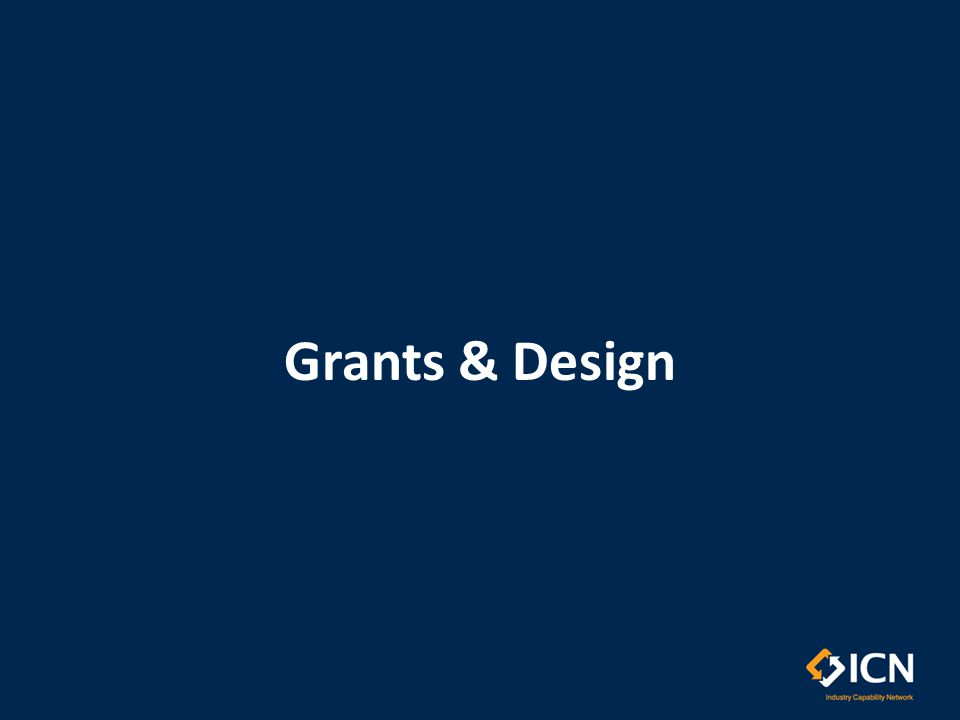 Why is there a new process for grants and designers.
