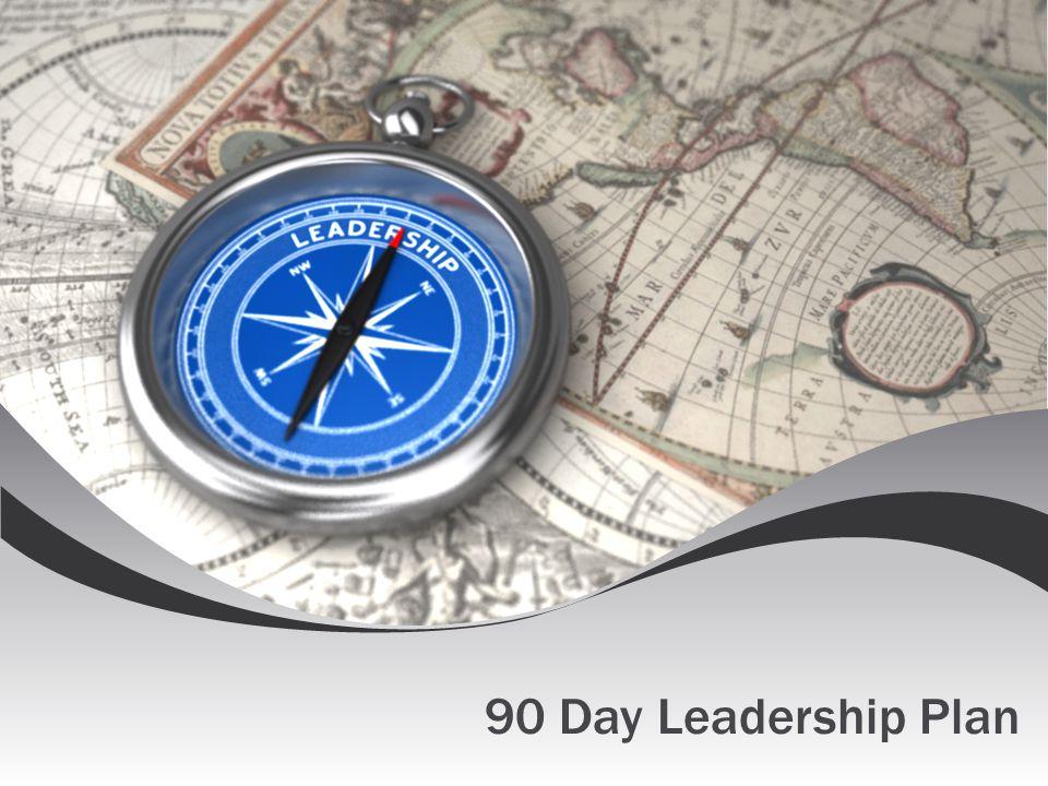 90 Day Leadership Plan