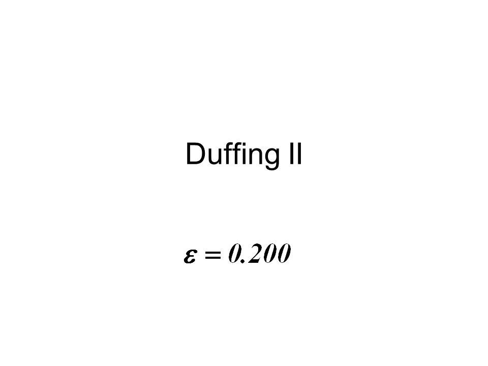 Duffing II