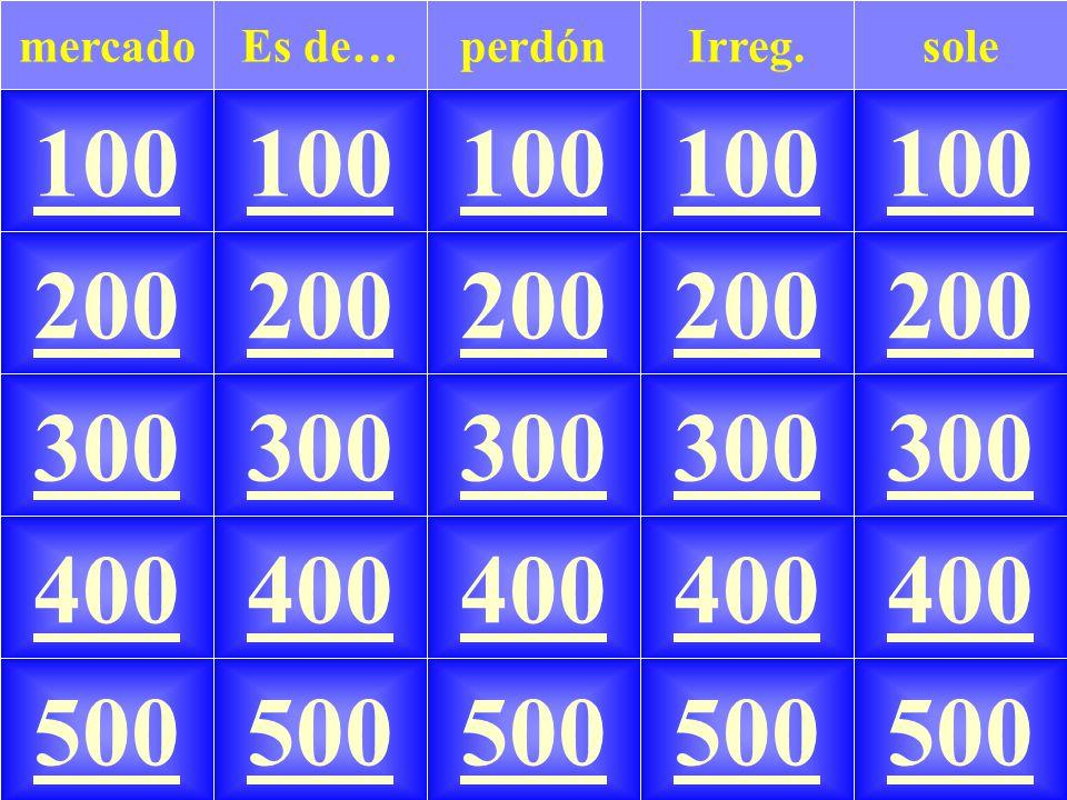 Answer 500 Con mucho gusto