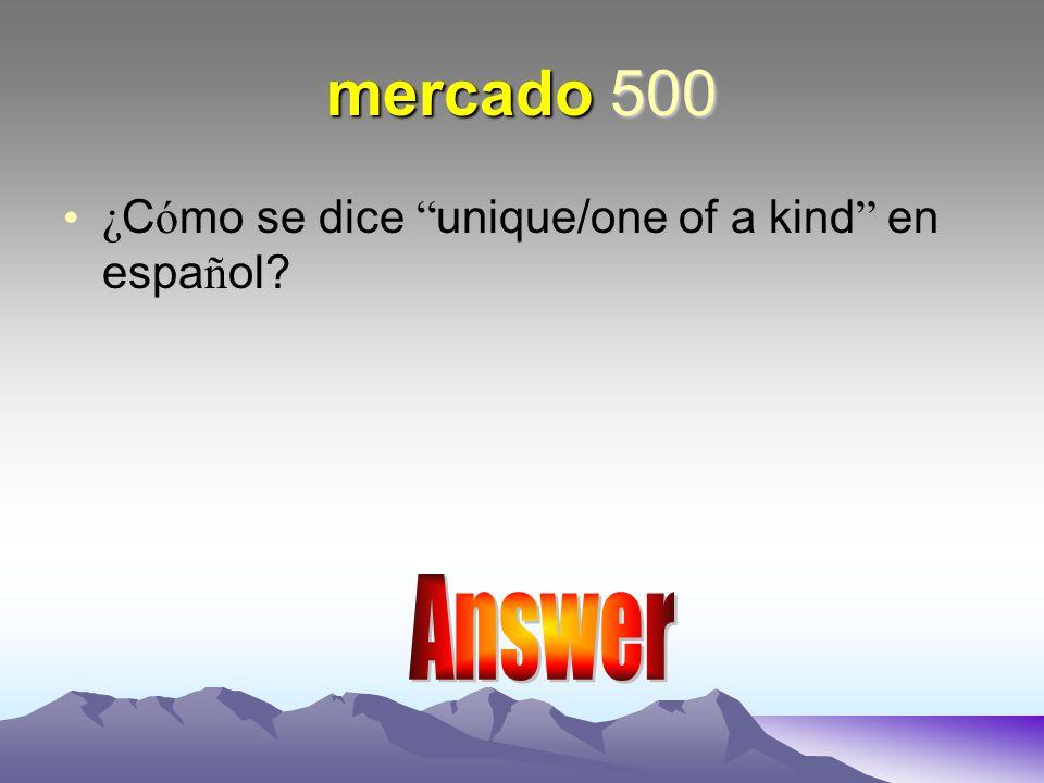 Answer 400 retrato