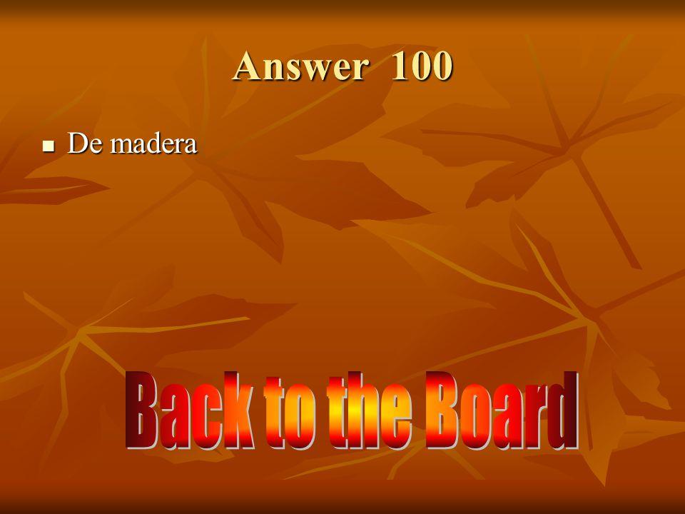 Es de… 100 ¿Cómo se dice made of wood en español ¿Cómo se dice made of wood en español