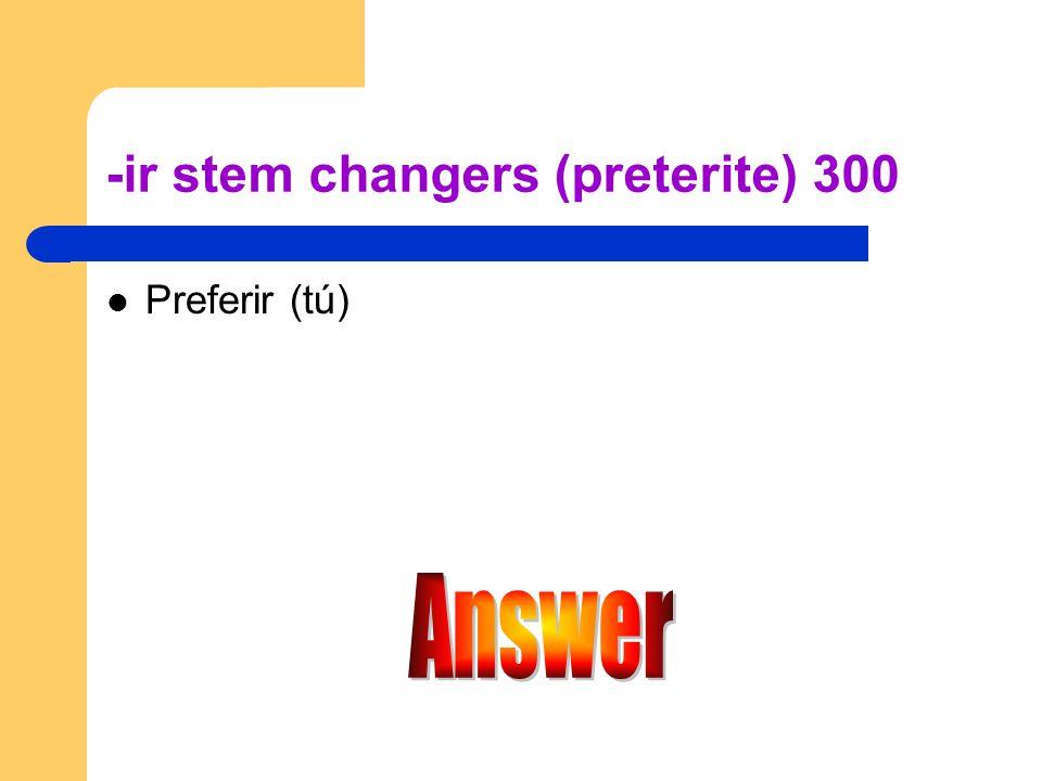 Answer 200 Sirvió