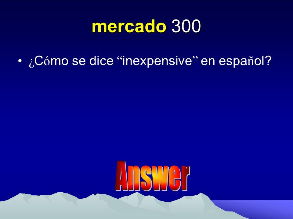Answer 200 Una escultura