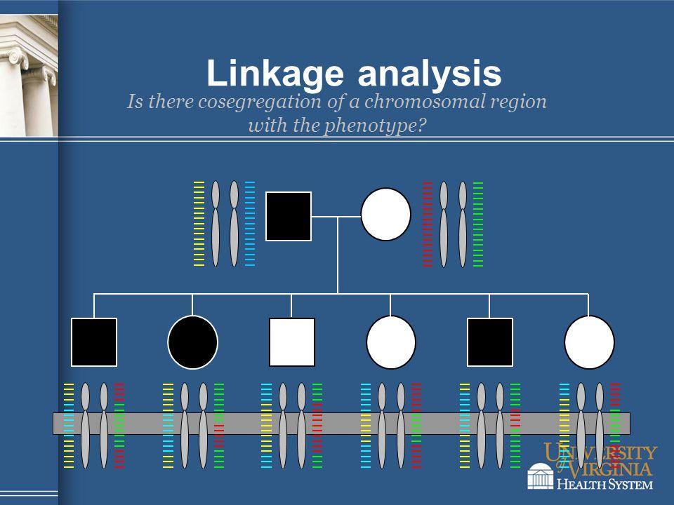 Linkage analysis