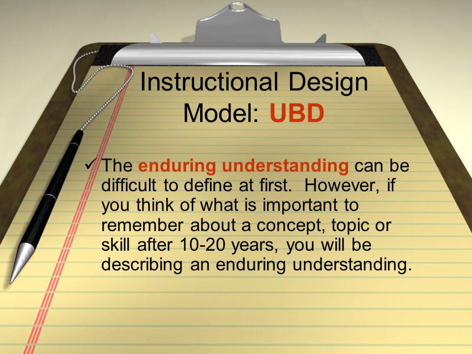 Instructional Design Model: DOL Dimension 1: Positive attitudes and perceptions.