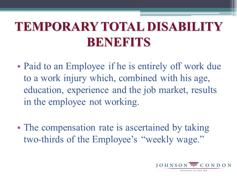 PERMANENT PARTIAL DISABILITY BENEFITS For injuries subsequent to 10/1/2000, ascertain the percentage of PPD to be paid using the chart in Minn.