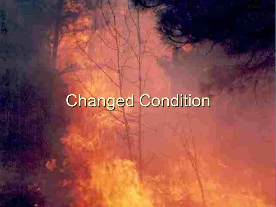 Changed Condition
