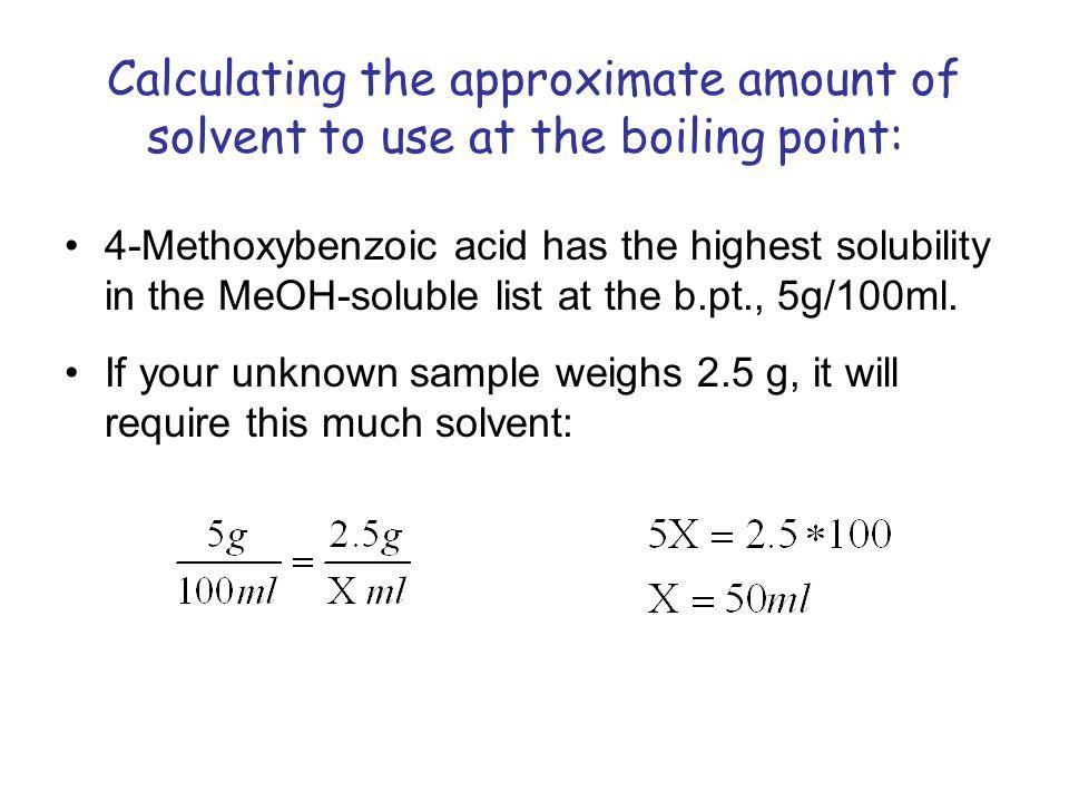 Steps in Recrystallization 1.Use an Erlenmeyer flask.