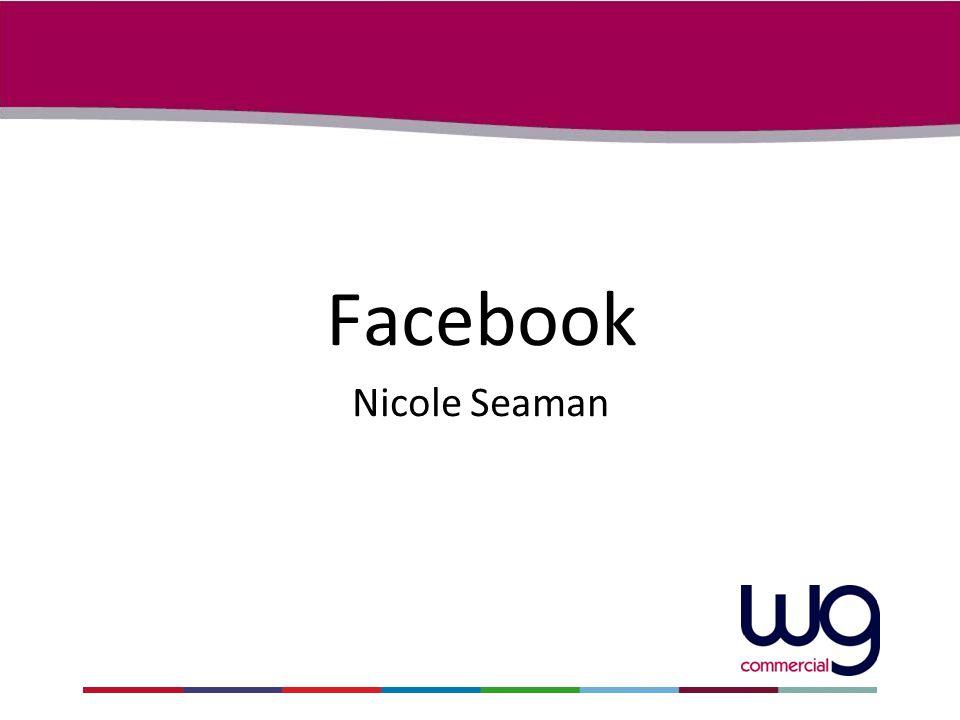 Facebook Nicole Seaman