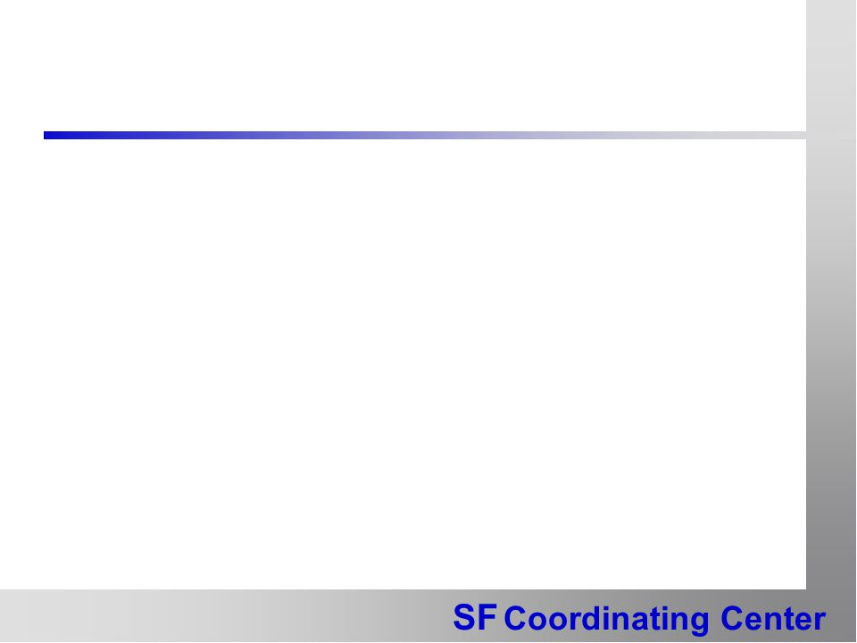 SF Coordinating Center