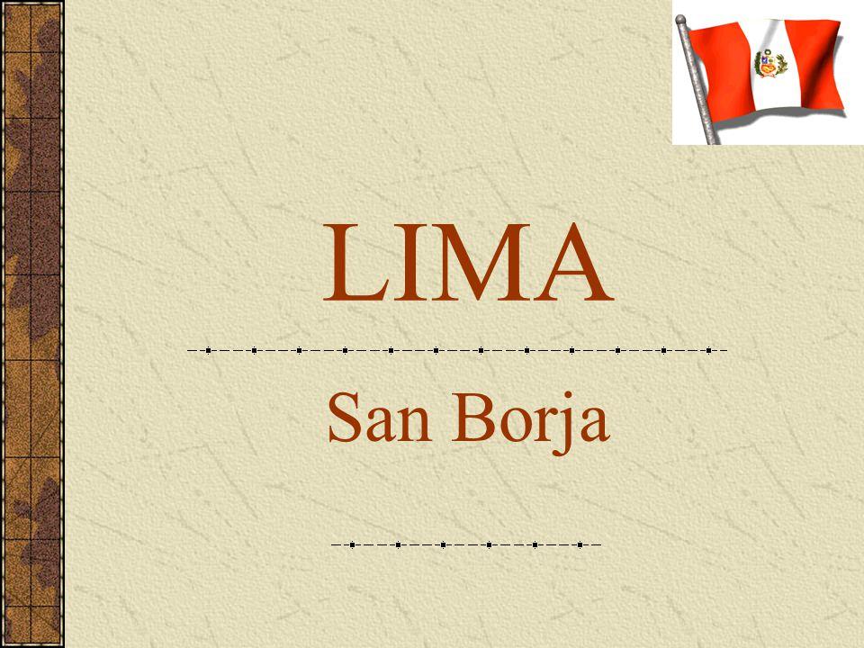 LIMA San Borja