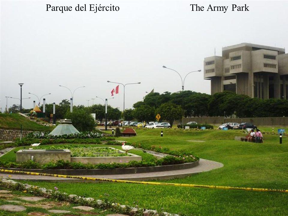 Vía Expresa Javier PradoExpressway