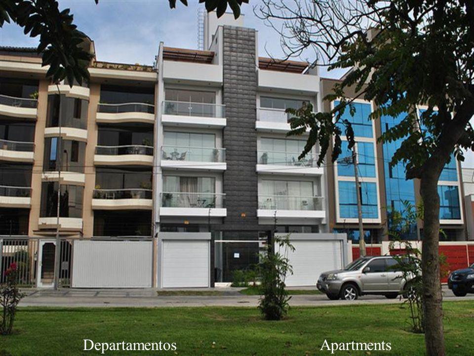 Av. San Borja SurSan Borja South Ave.