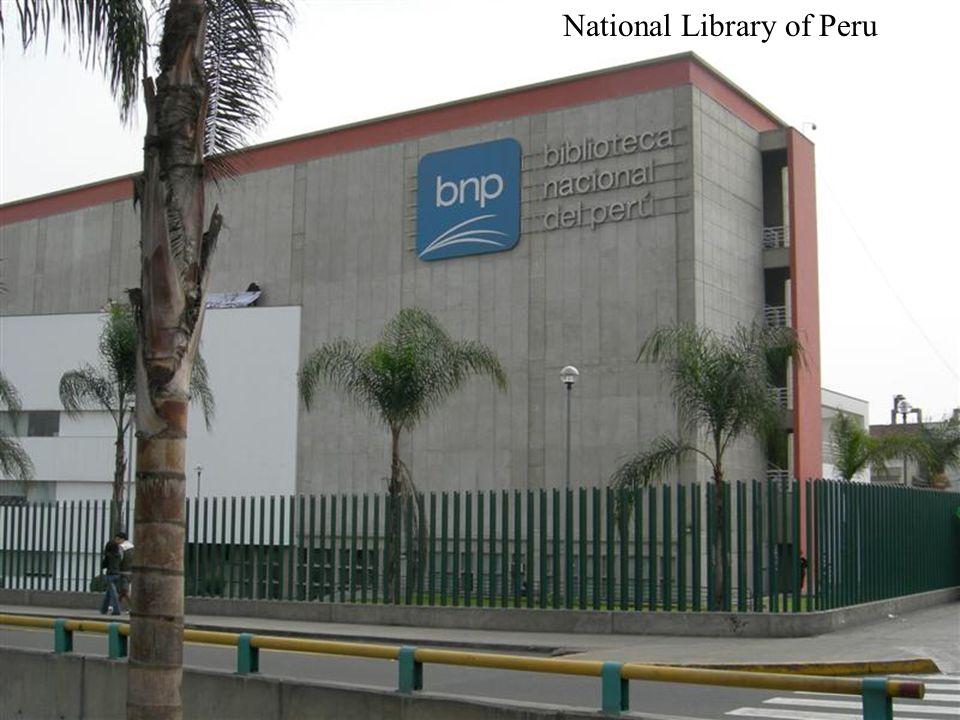 Museo de la NaciónNational Museum