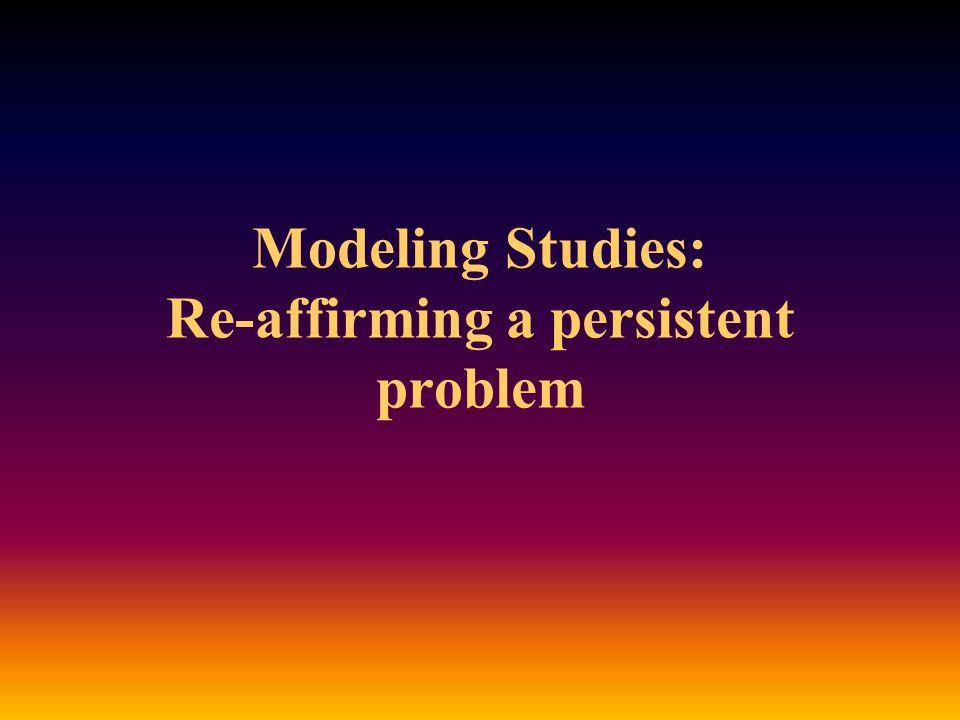 Sensitivity of NCEP RSM-simulated precipitation to choice of physics/surface parameterizations Kanamitsu & Mo (J.